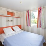 Chambre double - Mobil-home
