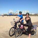 Carl & Dawn Venice beach