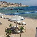 Prestige private beach
