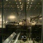 Interior del museo.