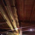 Ventilation ceiling