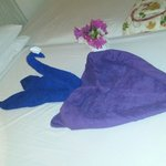 Our towels :-)