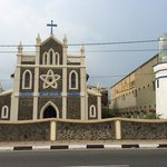 The Ave Maria Church Matara Front View