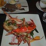 Oosterschelde Lobster grilled natural