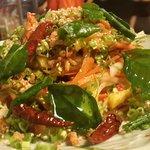 Tropical Sour Leaves Salad