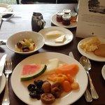 My Breakfast Table..