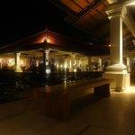 Pesona Lounge by night