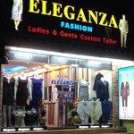 Eleganza fashion surin beach