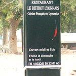 Le Bistrot Lyonnais