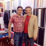 """Eleganza fashion With happy customer~""""Mr. Mark"""""""