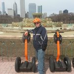 me and my segway