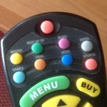 dirty remote control