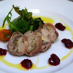 Boudin of Lillycombe Pheasant