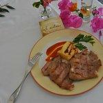 Carne de Cerdo Ibérico a la Brasa