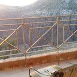 Dana - view from balcony