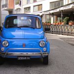 Il Mulino and the most Italian of cars