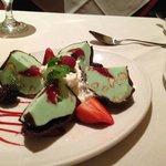 Super Dessert - Pistachio Tartufo
