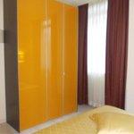 armadio della camera da letto