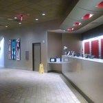 Hotel Lobby - Front Desk