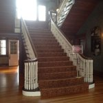 The staircase that I got pushed on :-)