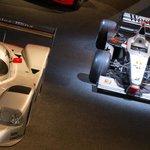 Mika Häkkinen's Formula 1 car