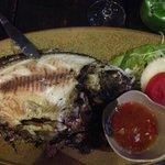 Fish seabass
