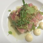 Tuna belly confit