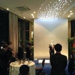 アルモニーアンブラッセ大阪の宴会場