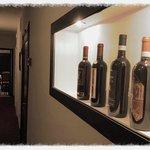 Corridoio, Hotel Arezzo Centro storico,vicino stazione,Tel. 0575299901