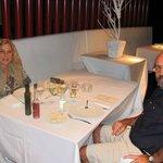 Cenando el el Restaurant