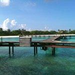 water villa's