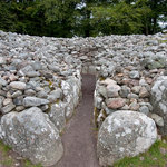 Clava chambered cairns near The Braighe