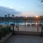 L'immense piscine