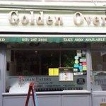 Golden oven in soho