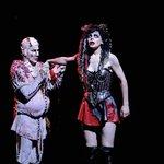 David Lebel as Yago & Monique Chanel Pitsikas as Dark Queen