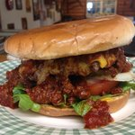 Double Meat Chili Burger