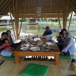 Quality Time with My Fams @ Bale Udang Mang Engking Ubud