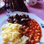 Best breakfast of the trip!