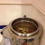 朝食ビュッフェ6 スープは絶品