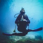underwater yoga -:)