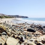 Dana Point beach walk from Ritz Carlton to DP boardwalk and nature trail. Doesn't work at high t