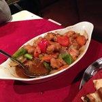 Schezwen style chilli chicken