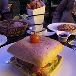 Burger Royal excellent un magnifique steak haché frais