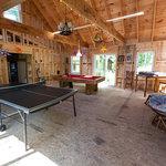 Pool and Ping Pong Hall