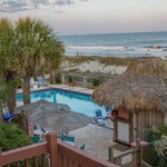 Ocean front pool, The Winds Resort