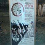 Locale nel cuore di Modena una citta'interessante tutto l'anno x eventi vari