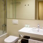 Clean with nice amenities