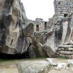 Machu Picchu-Temple of the Condor