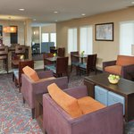 Our lobby offers ample space for breakfast and evening receptions