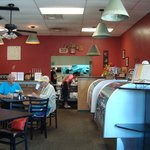 Interior view of Sweet Sensations, Green Cove Springs